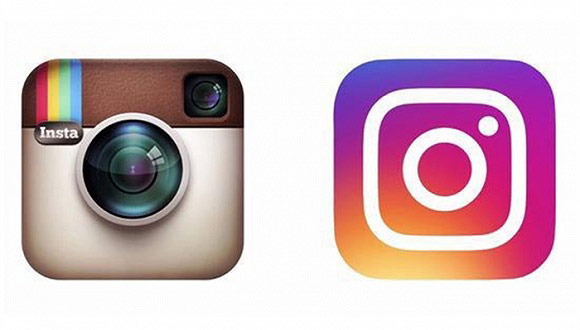 Instagram LOGO 新设计