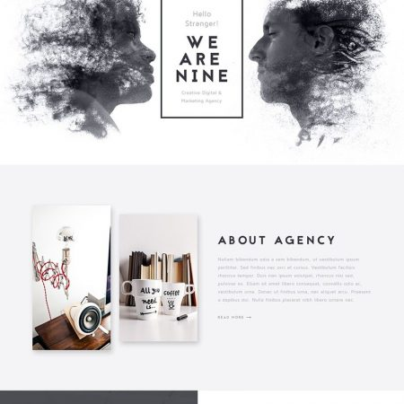 the nine design