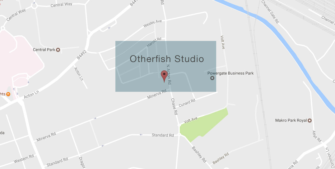 otherfish map