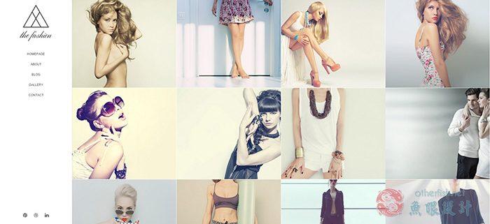 the fashion blog website