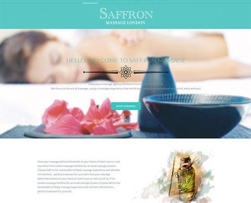 Saffron Massage Treatment 英国,伦敦
